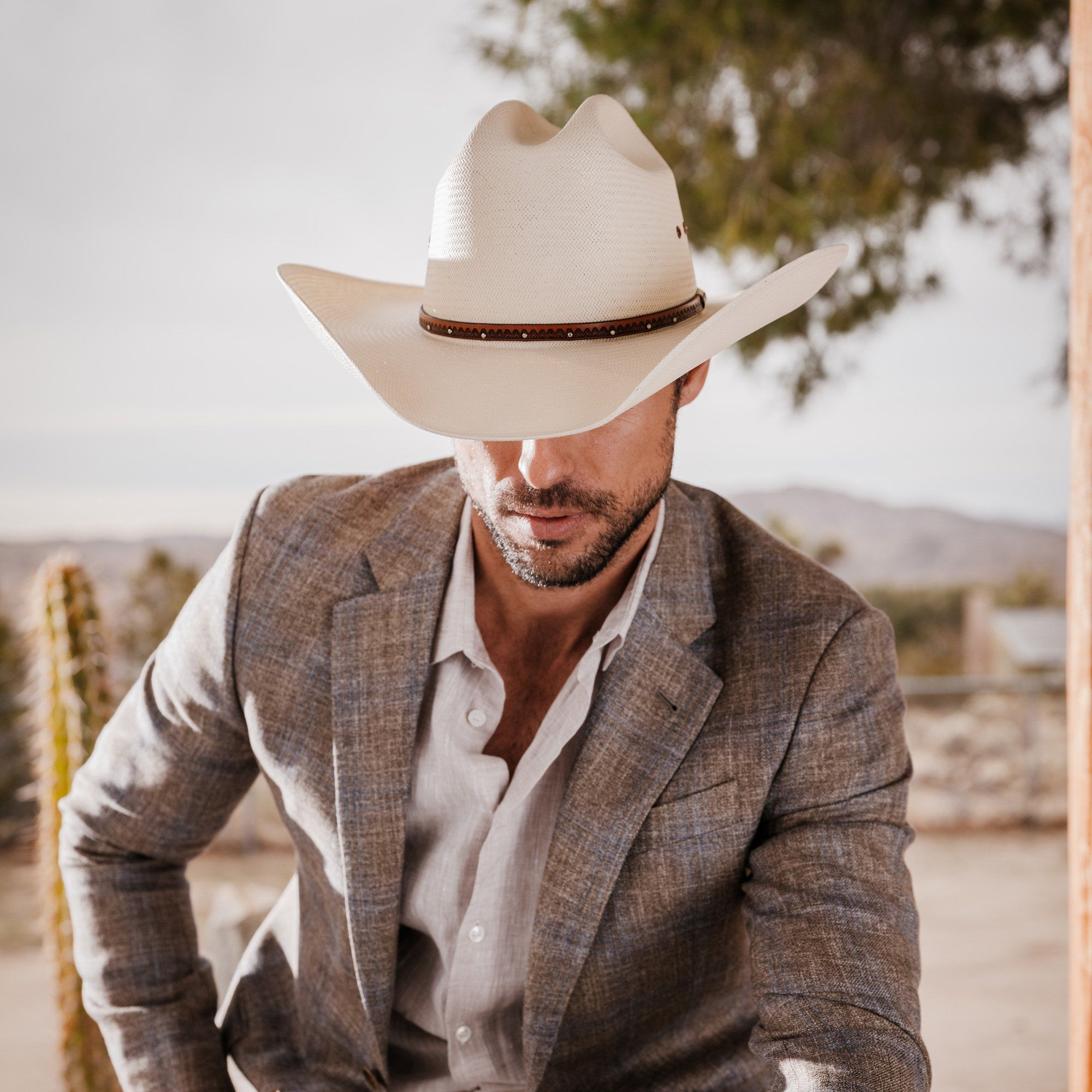 Haywood 10x Straw Cowboy Hat Natural 7 5 8 Cowboy Hats Stetson Cowboy Hats Straw Cowboy Hat
