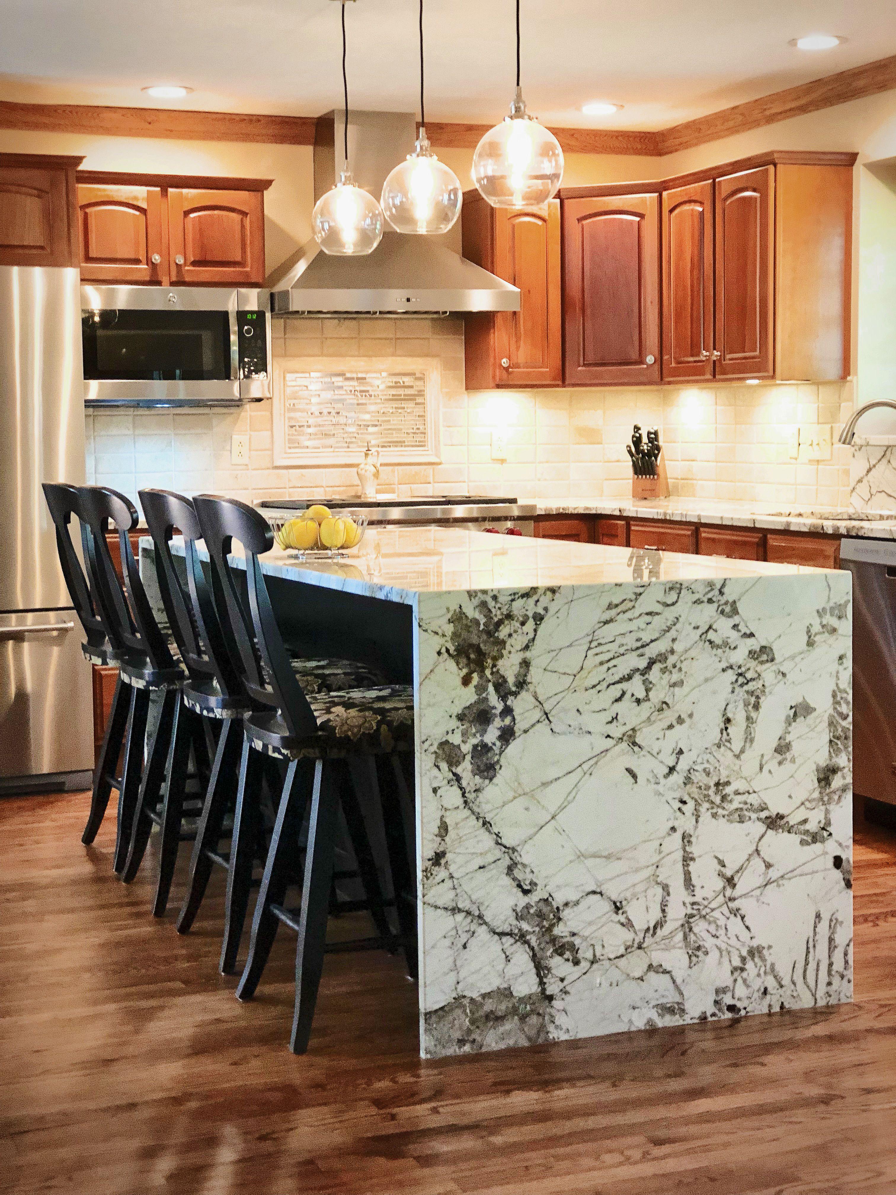 Blanc Du Blanc Granite Countertops Granite Countertops Kitchen Remodel