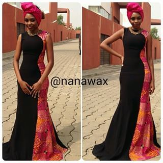 nanawax (J'aime le pagne de chez moi.) on Instagram | African fashion, Kitenge fashion, Fashion
