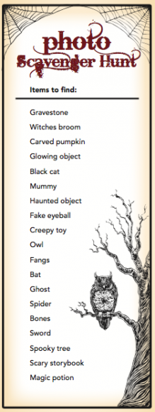 halloween party games for children and adults - Halloween Quiz For Kids