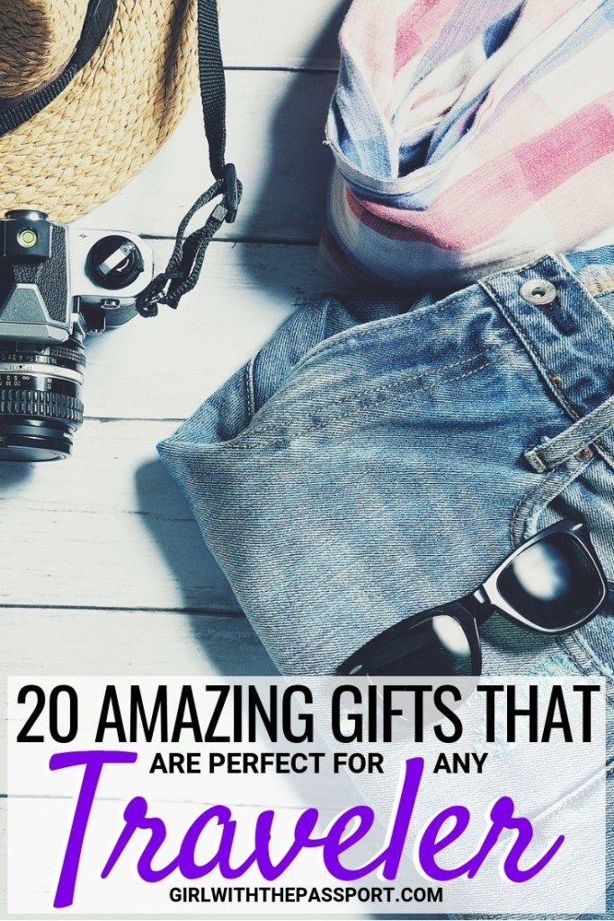 22 Amazing Gifts For Friends Going Abroad Best Travel