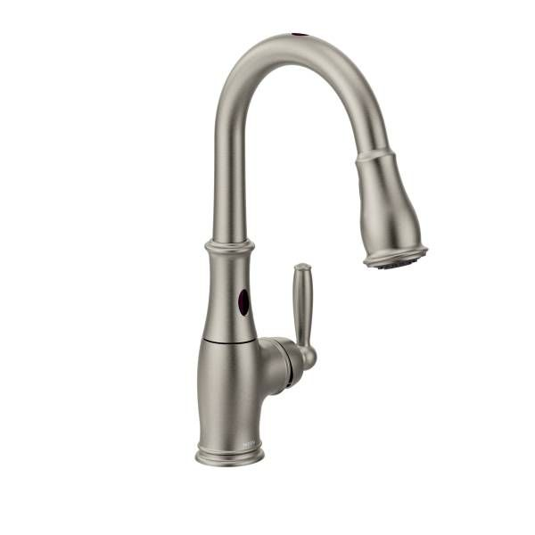 How To Get The Aerator Out Of A Moen Faucet
