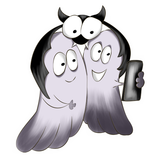 Halloween sticker!!! My stickers on the iOS app store, go to https