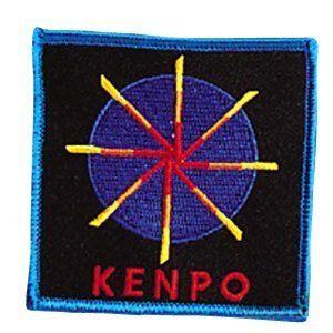 Kenpo Wheel Patch