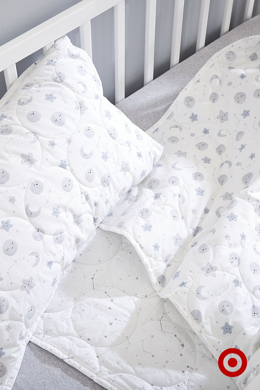 2 Piece Cot Comforter Set Comforter Sets Nursery Inspiration