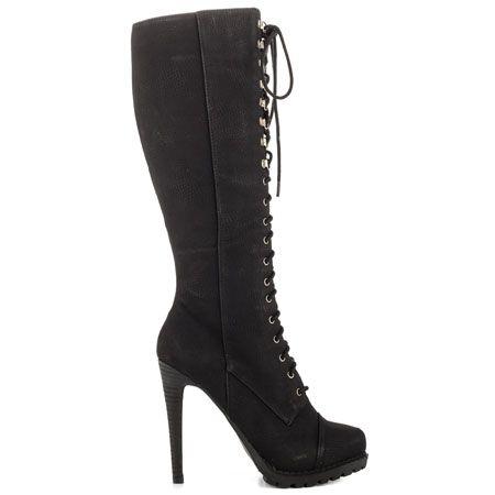 Olerani - Black Synthetic by Aldo · High Heel BootsShoe ...