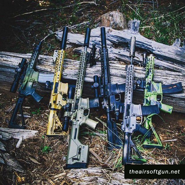 My mother told me   To pick the very best one   And you are it. #airsoft #guns