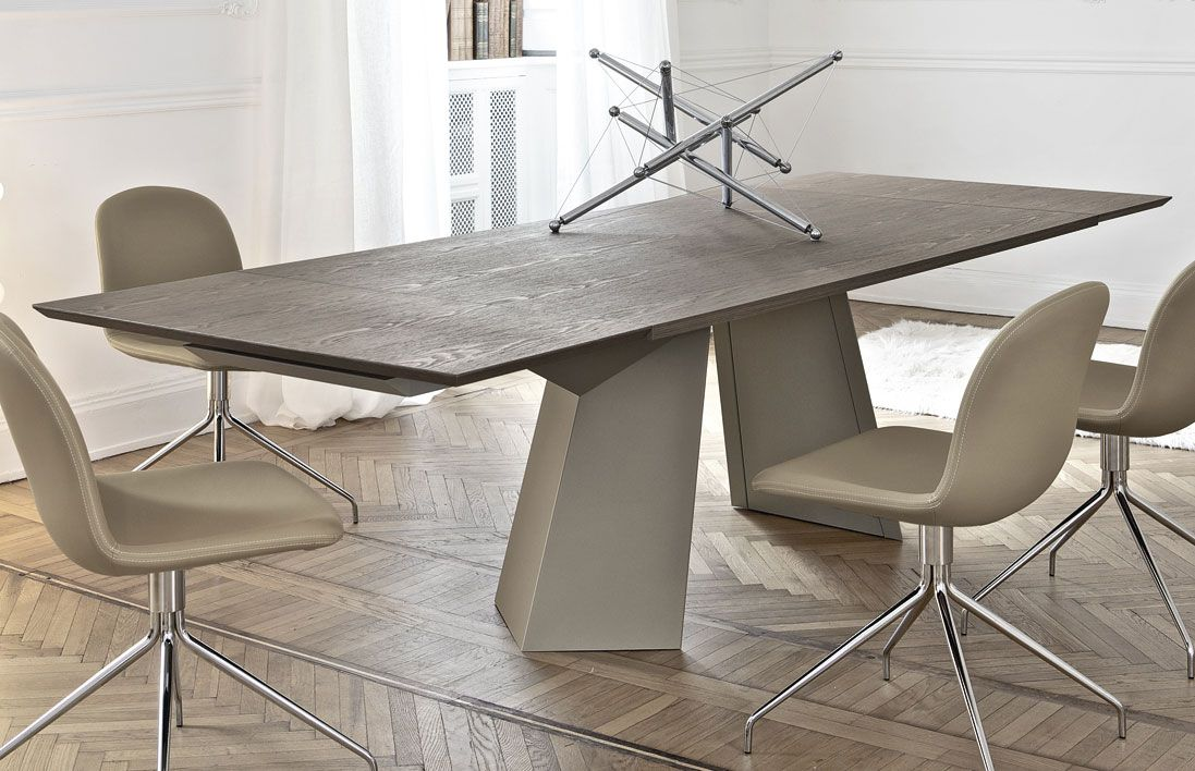 Tavoli Allungabili Di Design.Tavoli Di Design Allungabili Tavoli Moderni Vistmaremma