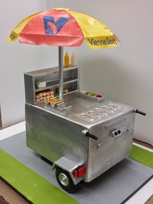 Chicago Hot Dog Stands For Sale