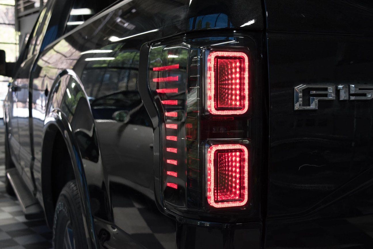 Accesorios Para Trocas Ford F150 >> Ford F150 2015 2018 Morimoto Xb Led Tail Lights My