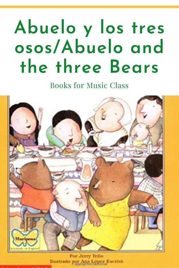 Abuelo y los tres ososabuelo and the three bears