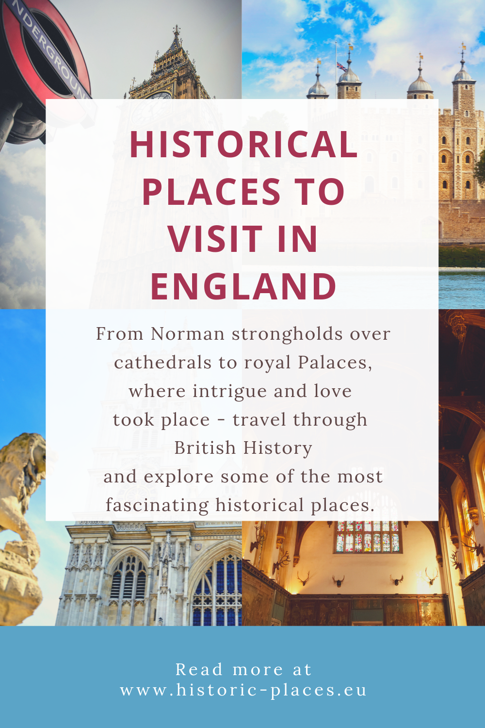 Historical Places To Visit In England Tipps