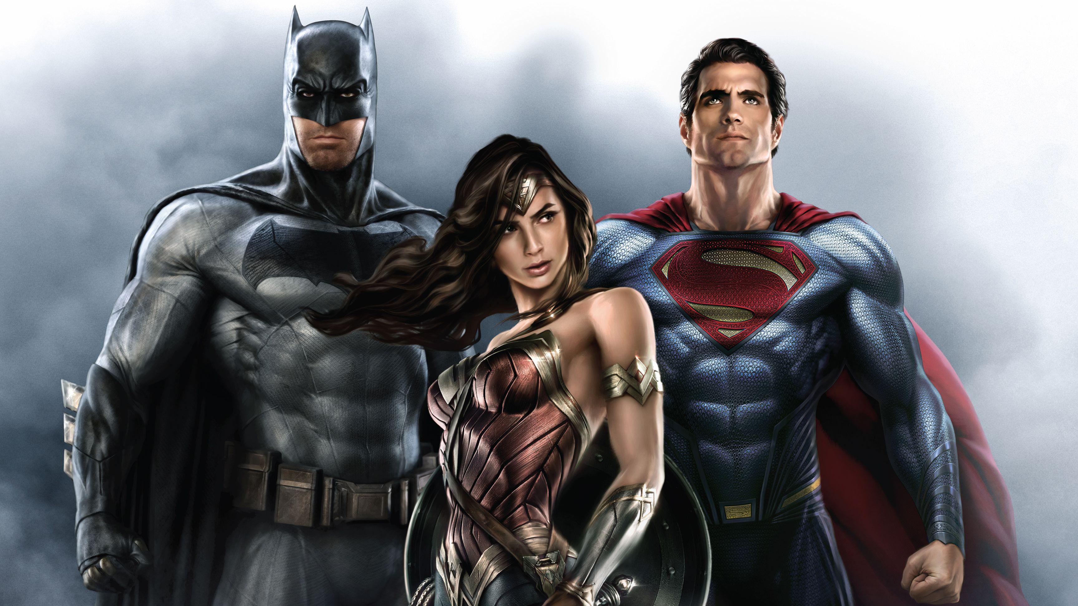Batman Wonder Woman Superman 4k Wonder Woman Wallpapers Superman Wallpapers Superheroes Wallpapers Hd Wallpape Batman Wonder Woman Superman Wallpaper Batman