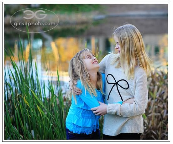 Sisters by Girkephoto