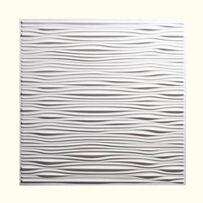 Genesis Drifts 2 Ft X 2 Ft Lay In Ceiling Panel 751 00 The Home Depot Drop Ceiling Tiles Ceiling Tiles Ceiling Panels