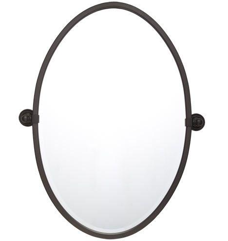 Landry Pivoting Mirror In Oil Rubbed Bronze 235 X 32