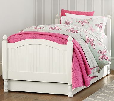 Catalina Bed, Full, Cocoa