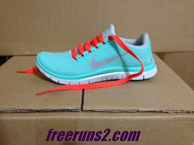 buy online 8d492 13405 Nike Free 3.0 V4 Womens Tropical Twist Reflective Silver Pro ...