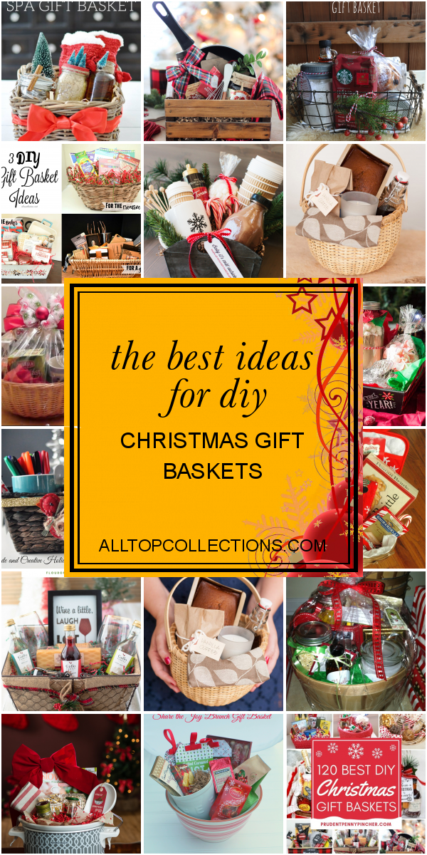 The Best Ideas for Diy Christmas Gift Baskets – Best Collections Ever | Home Dec…