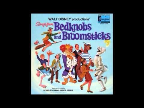 Bedknobs and Broomsticks OST - 06 - Portebello Road