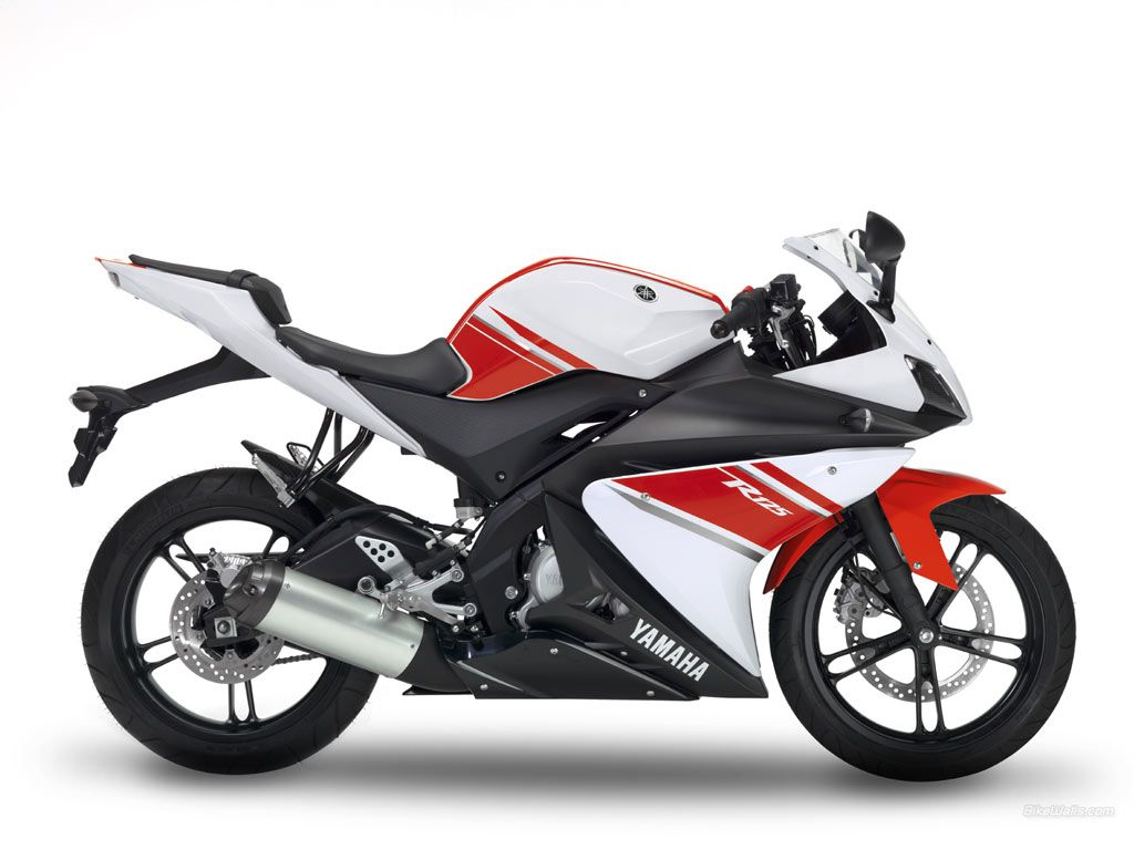 Yamaha 125 Sport Bike Http Www Stosum Com With Images