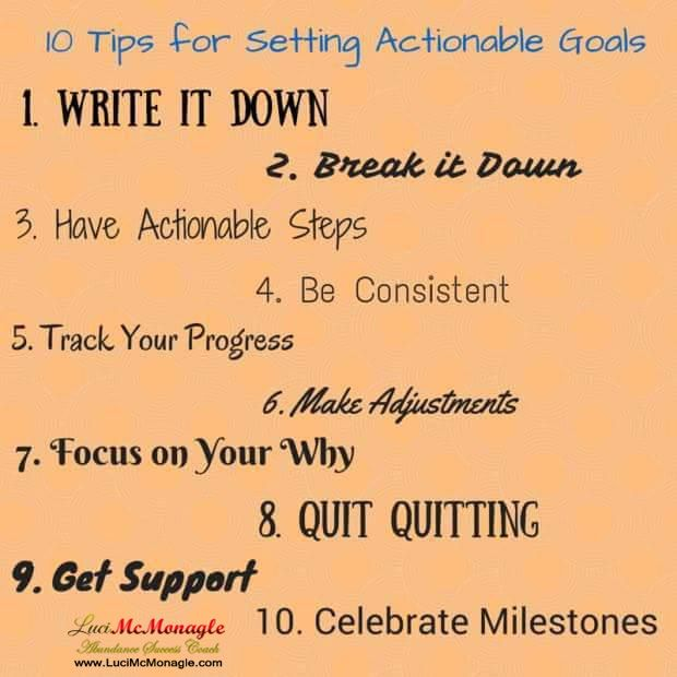 Try these 10 tips to get you off to a remarkable start in 2016... #NewYear