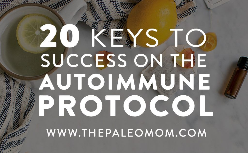 The Best Diet For Autoimmune Disease