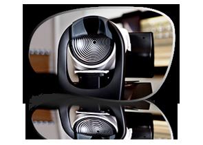 DNEye-Scanner from Rodenstock ! Fingerabdruck des Auges im Brillenglas umgesetzt. Bestes Kontrastsehen in Ferne und Nähe. Ideal für Autofahrer und aktive Menschen mit einem hohen Anspruch an ihr Sehen.