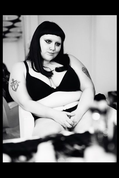 I love you, Beth Ditto.
