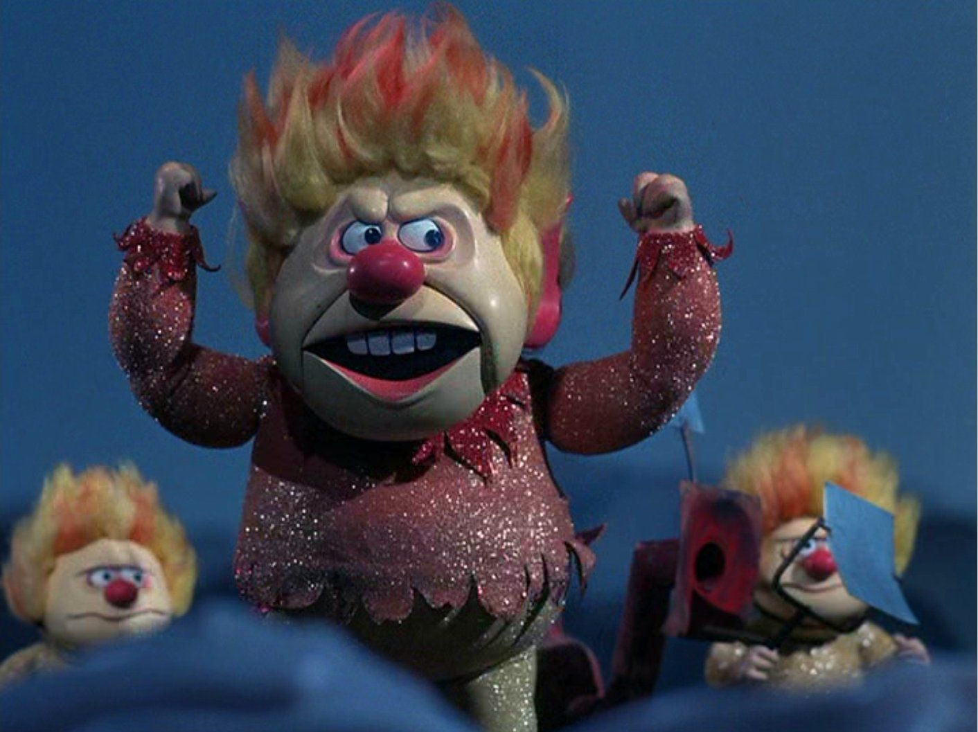 15 best The miser bros images on Pinterest | Heat miser, Merry ...