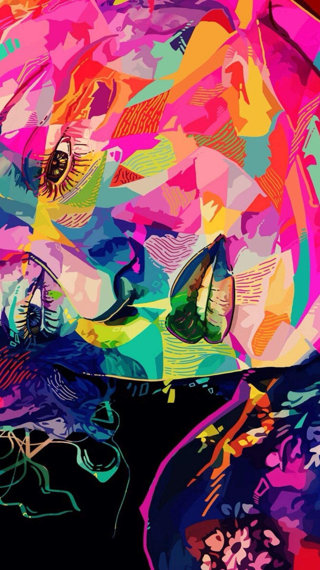Wallpaper iphone psychedelic - Best Psychedelic And Trippy Backgrounds Wallpapers For Android