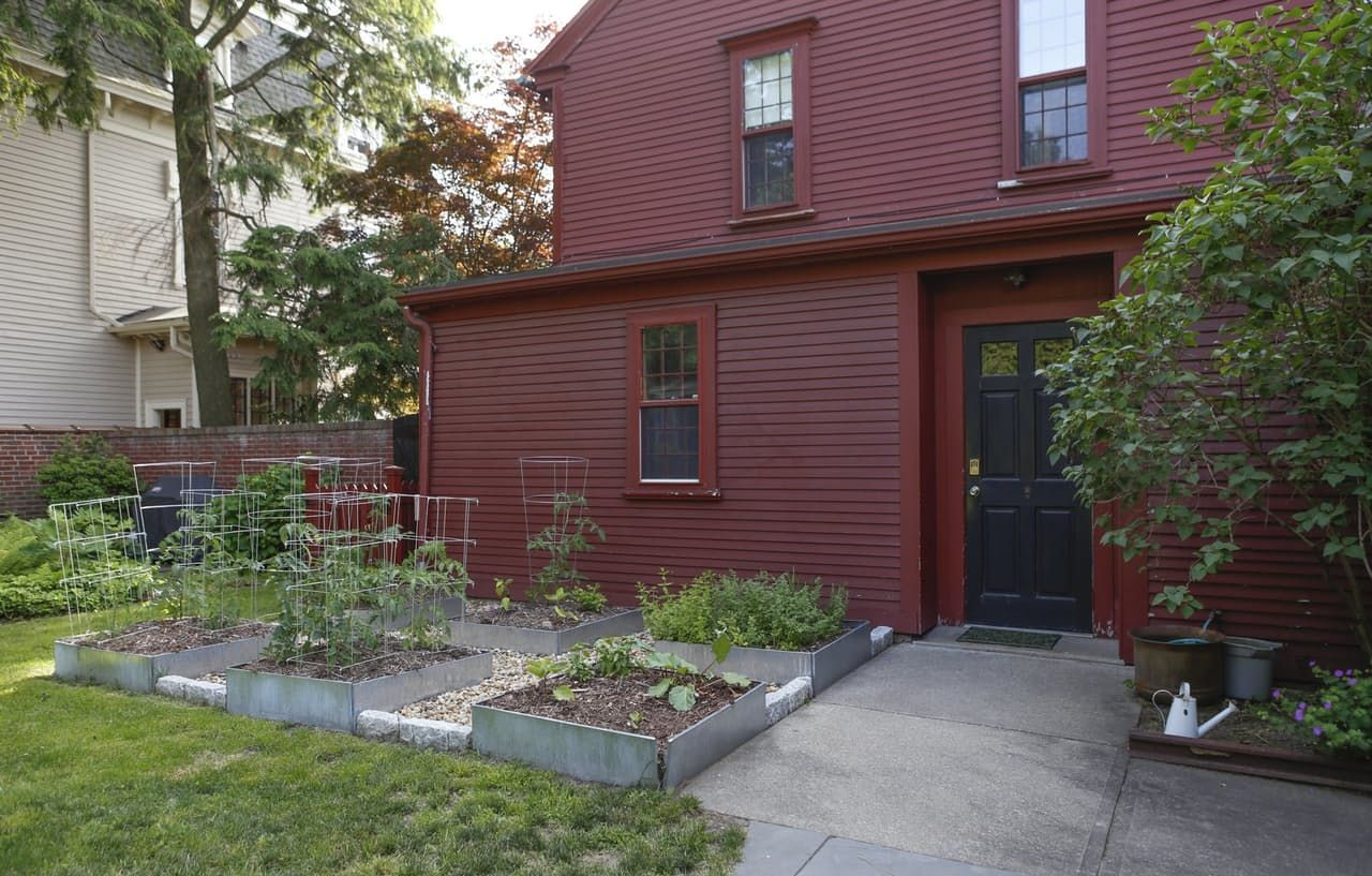 A LightFilled 1772 Colonial House in Rhode Island