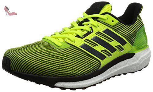 cebra Estricto desesperación  Adidas - Supernova Glide 9 - Chaussures de Running - Homme - Jaune  (Amasol/negbas/amasol) - 42 2/… | Chaussures adidas, Chaussure running,  Chaussure de course homme