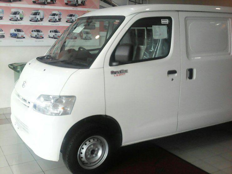 Panel Van Baru With Images Daihatsu Commercial Vehicle Vans