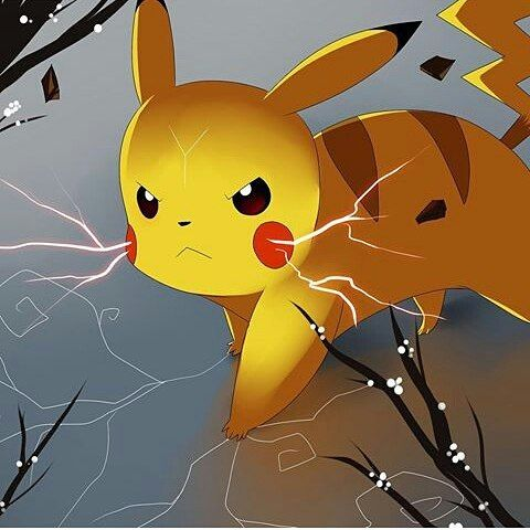 Image result for pokemon lightning