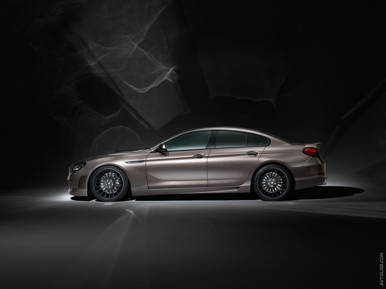 2012 Hamann BMW 6-series Gran Coupé (F06)