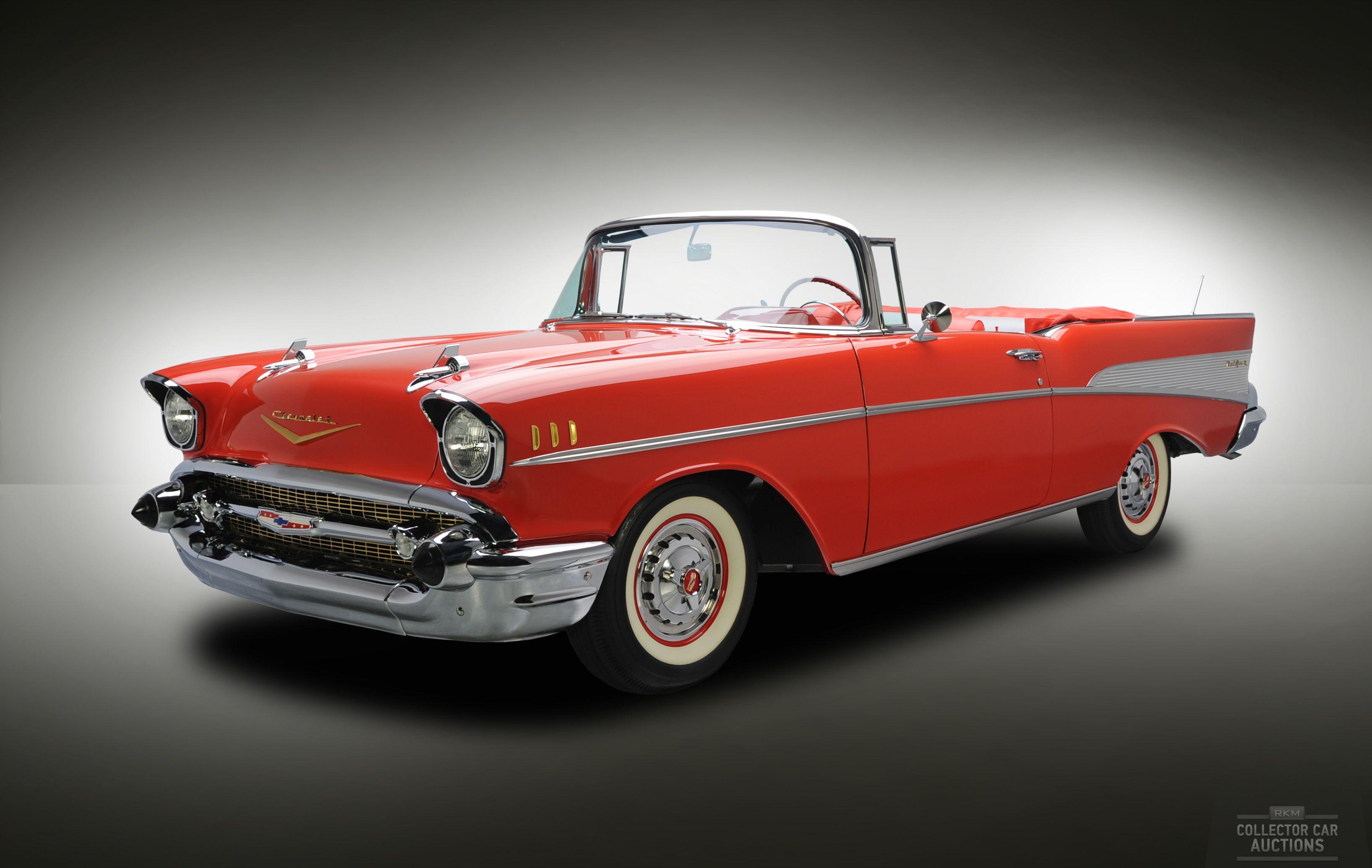 1957 Chevy Bel Air Convertible Cars & Trucks Pinterest