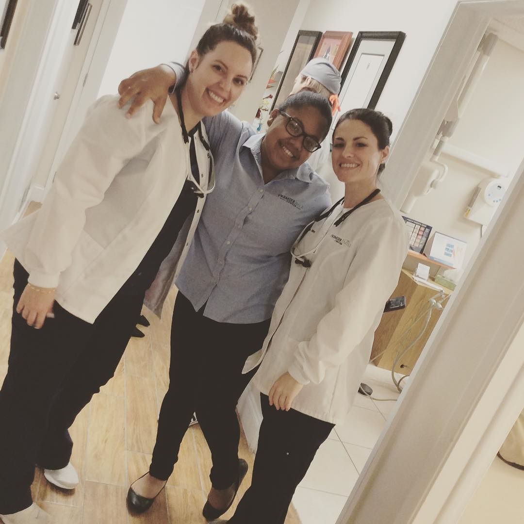 Premier Smile Center team!! PremierSmileCenter DrJohnson