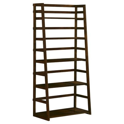 See the pictures of this book shelf. It  might be perfect in our hallway!
