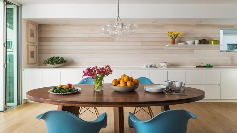 Un departamento familiar en Los Ángeles muebles deco Pinterest