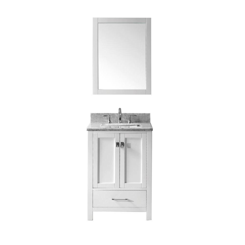 17++ 25 inch vanity top with sink type