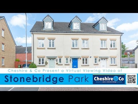 SOLD STC - 3 bedroom town house in Stonebridge Park, Cwmbran, Torfaen, NP44