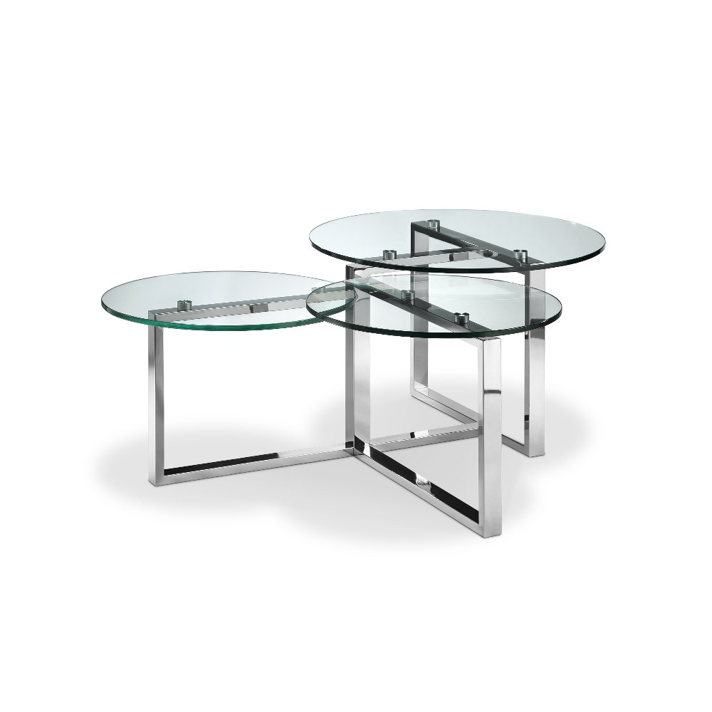 Chrome Coffee Table Medlock Rc Willey Furniture Store Coffee Table Modern Coffee Tables Table [ 1000 x 1000 Pixel ]