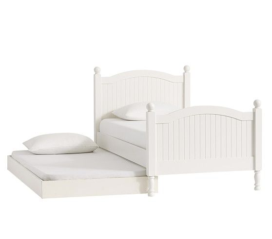 Catalina Trundle In 2020 Pottery Barn Trundle Bed Girls Trundle