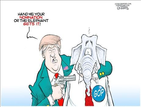 Get recent political cartoons and editorial cartoons from the number ...
