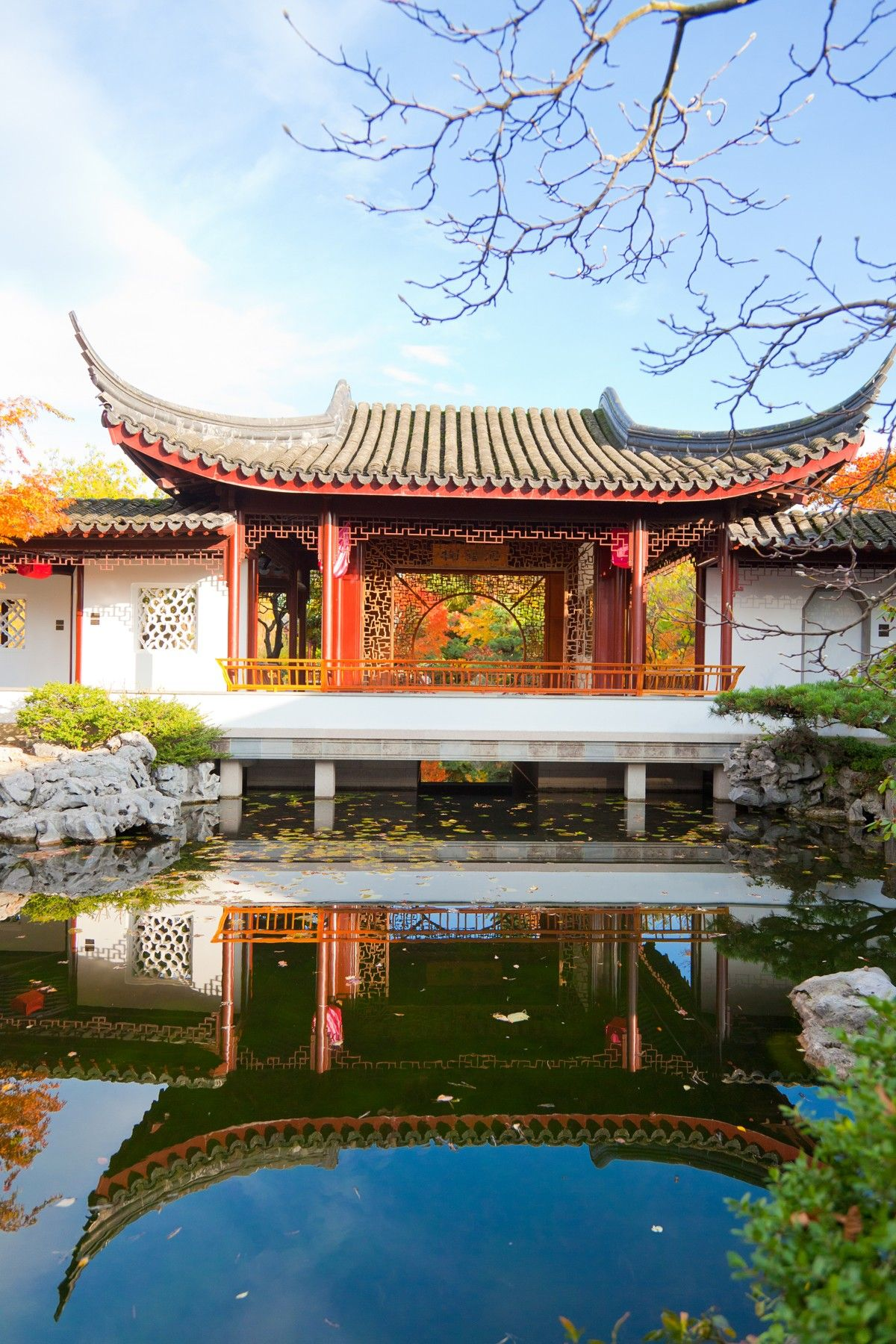 Dr Sun Yat Sen Classical Chinese Garden, Vancouver - British Columbia,