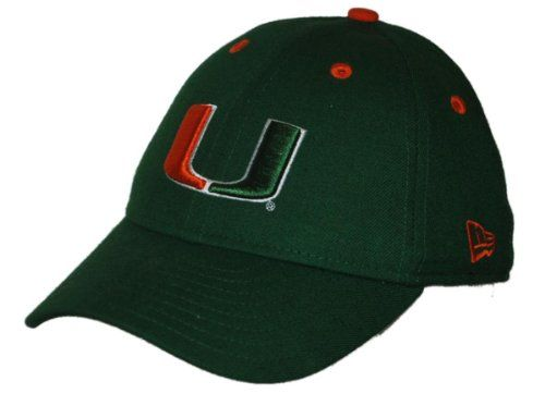 Miami Hurricanes Fitted Hats