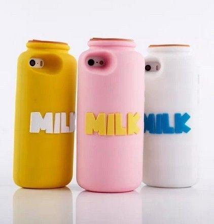 iphone 6 3d case milk