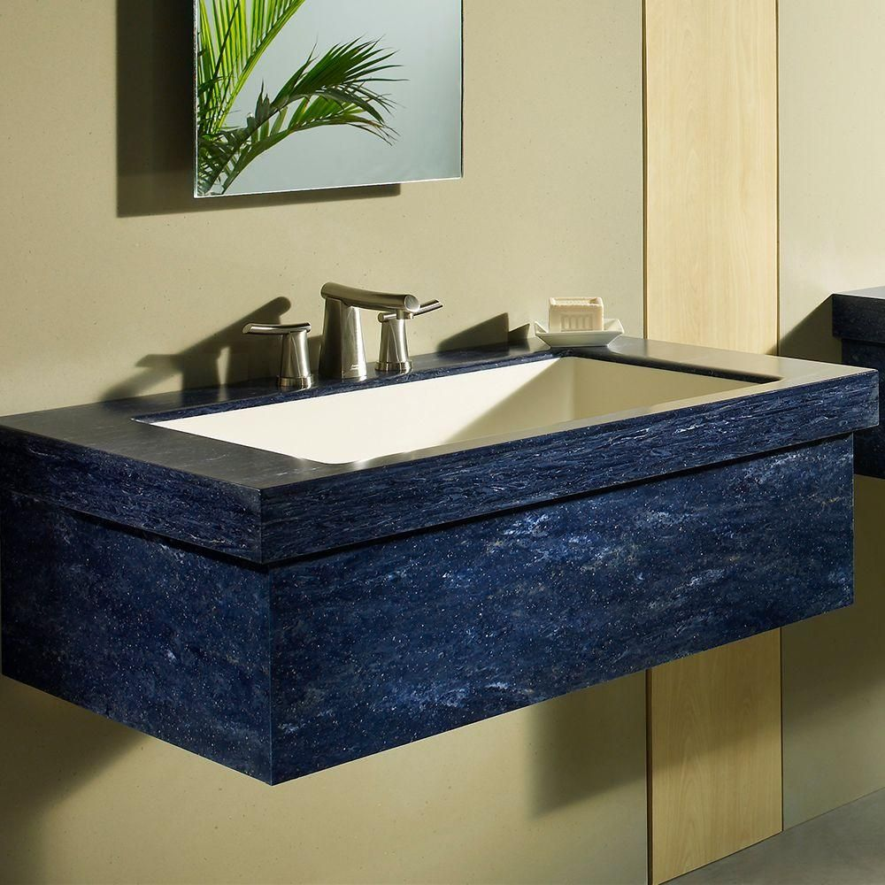 pinned for color, not design Corian 2 in. Solid Surface Countertop ...