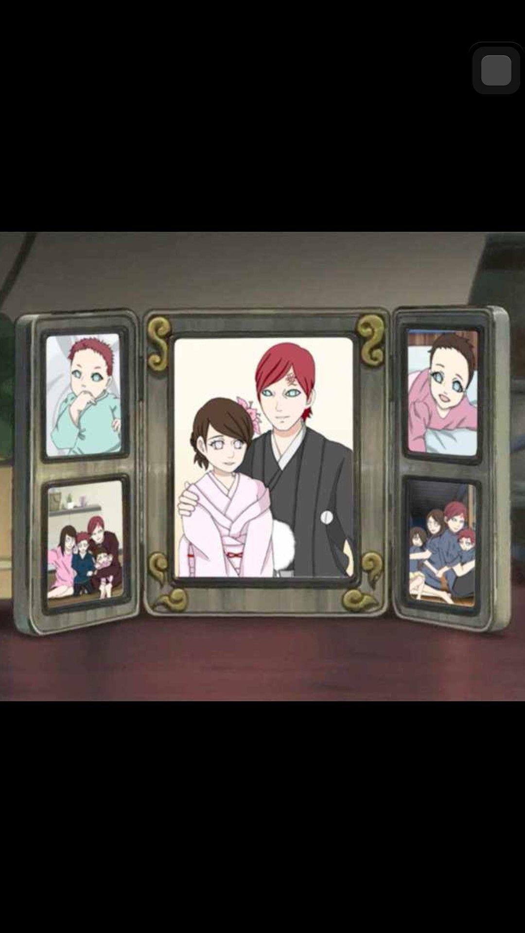 gaara and hikari hyuuga ������ love couple family